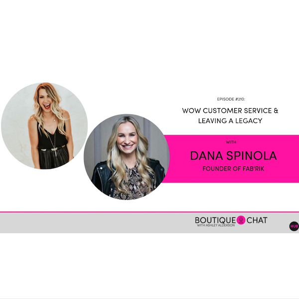 Image from Dana's Boutique Hub Chat