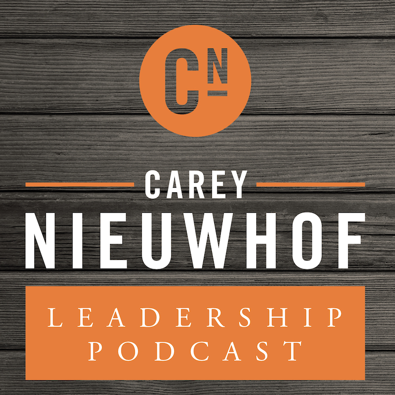 Carey Nieuwhof Leadership Podcast logo