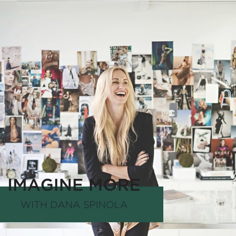 Dana Spinola on Imagine More podcast