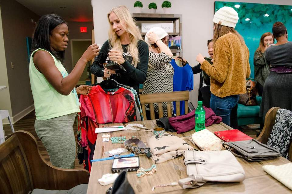 Dana Spinola - Changing lives through clothes