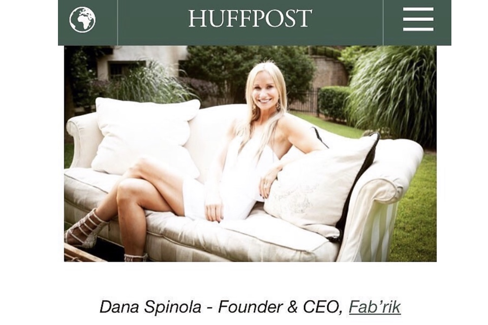 Huffington Post features Dana Spinola